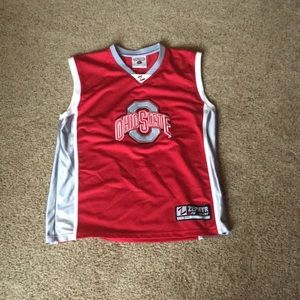 Ohio state bball jersey